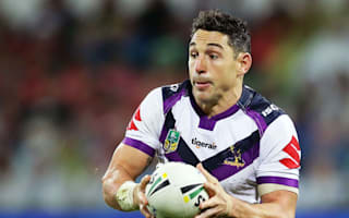 Slater inspires Storm, Eels hold on to beat Warriors
