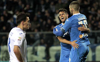 Empoli 1 Sampdoria 1: Laurini's first goal salvages point