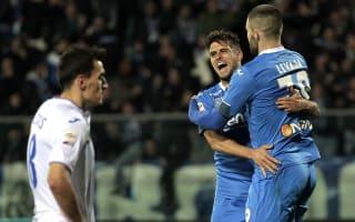 Empoli 1 Sampdoria 1: Laurini's first goal salvages point