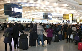 BA computer glitch causes queues at Heathrow