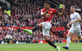 Europa League triumph just the start for Man United - Lingard