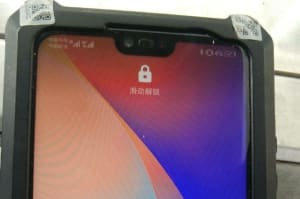 El Huawei P20 aparece con 'notch' y tres cámaras