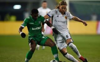 Ludogorets 0 Basel 0: Dour draw keeps third-place race alive