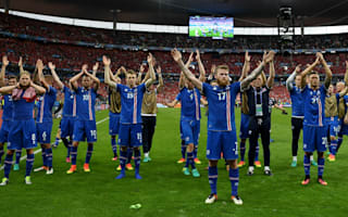 Underdog heroics justify UEFA's bulkier Euros