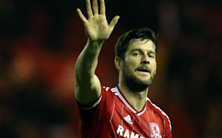 Middlesbrough 1 Hull City 0: Nugent welcomes back Karanka in style