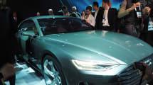 Estos son los automóviles que han pasado por el CES 2015 (video)