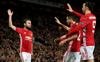 Man United want Champions League spot - Mata eager for Europa success