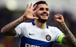 Icardi missing due to injury - Mancini