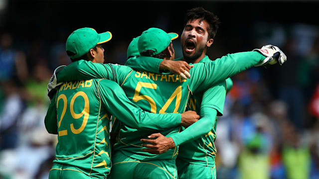 ICC announces Team of ICC Champions Trophy 2017