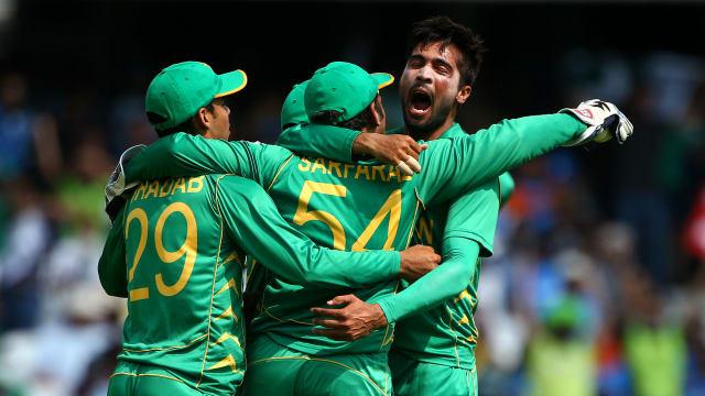 ICC announces Team of ICC Champions Trophy 2017