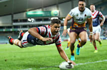 Roosters inflict more misery on Broncos