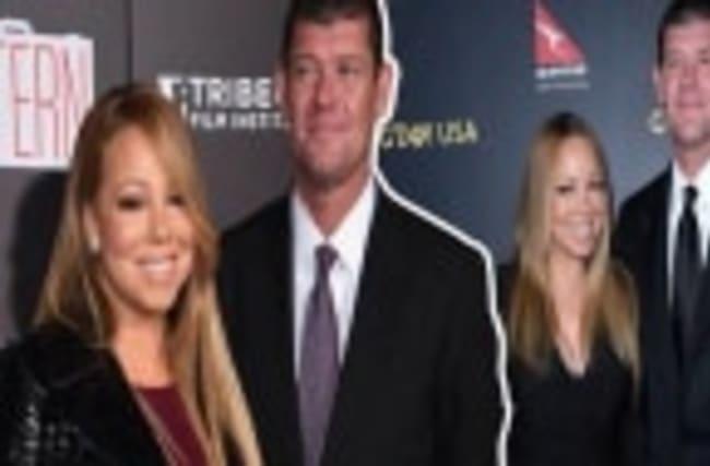 Something Bad Happened in Greece Between Mariah & James