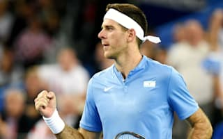 Del Potro's remarkable comeback sets up Davis Cup decider
