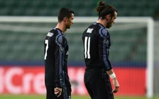 Bale seeks Madrid improvements at both ends