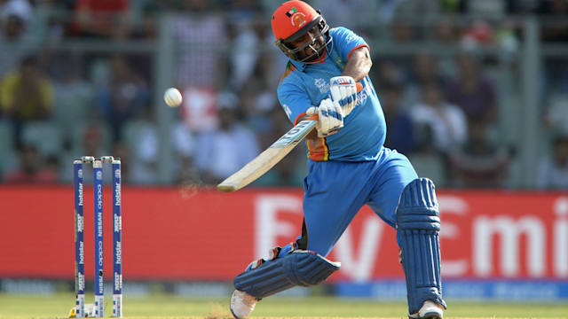 Afghanistan's Mohammad Shahzad suspended by ICC