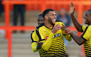 Capoue and Sinclair on target in Watford win