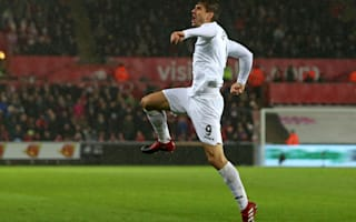 Swansea City 3 Sunderland 0: Llorente double eases pressure on Bradley