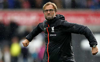 Liverpool's second-half showing pleases Klopp
