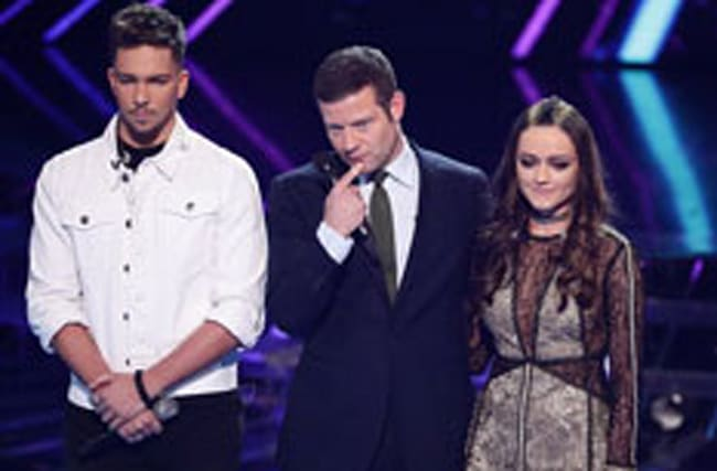 X Factor finalists revealed as one act falls at the last hurdle