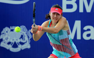 Resilient Duan claims first WTA title in Nanchang