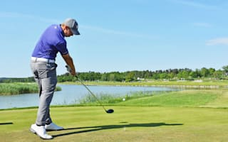 Fitzpatrick opens up lead in Stockholm as Beef eats up the ground behind him