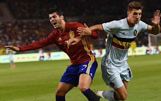 Morata 'should be fit' for Liechtenstein clash