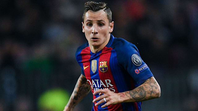 Lucas Digne Dismisses 'Fake' Barcelona Exit Report