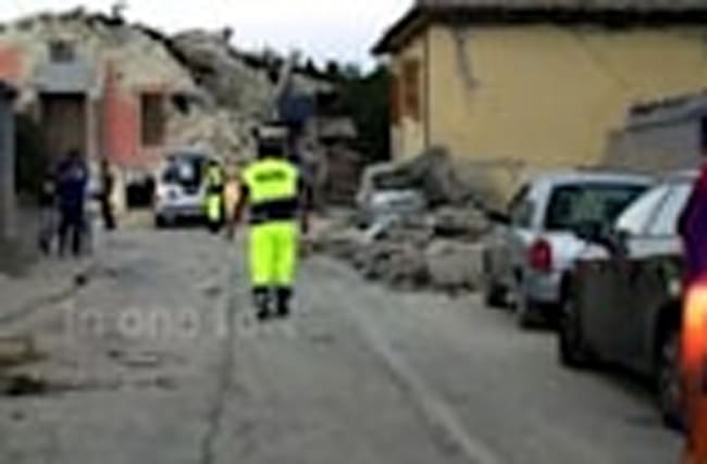 Deadly quake devastates towns in central Italy