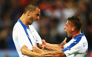Giaccherini hails Italy defence as Euro 2016's best