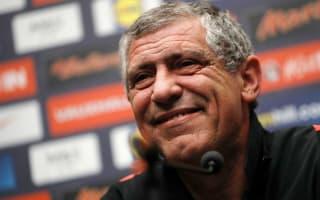 Santos: My Portugal team are not presumptuous