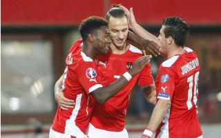 Alaba and Arnautovic the stars in 'proven' Austria squad for Euro 2016