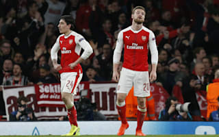 Bellerin apologises to Arsenal fans after Bayern thrashing