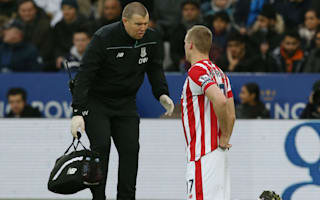 Shawcross to miss League Cup semi-final in four-week lay-off