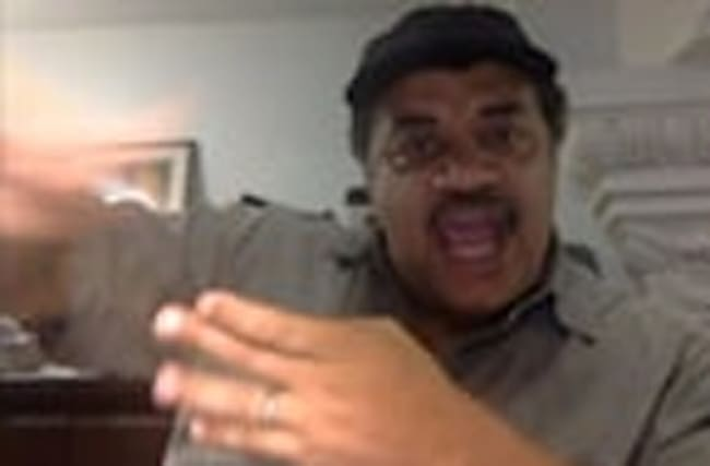 Neil deGrasse Tyson's Got News About New Earth-ish Planets and Alien Life