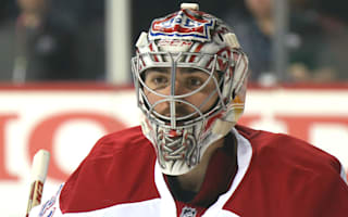Canadiens' Price eager for return