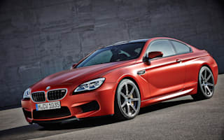 BMW unveils the 2015 M6