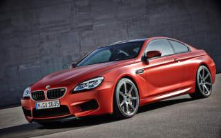 BMW unveils the 2015 M6