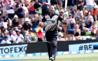 Munro century sees New Zealand to series win