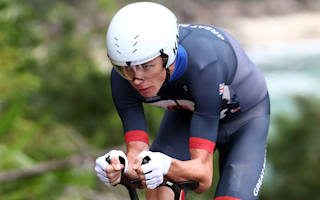 Froome unharmed after being 'rammed' while training