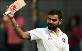 Dog days for England as India dominate