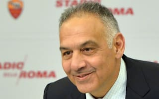 Pallotta blasts 'disgusting' referee after Roma defeat