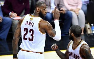 Cavs make NBA Finals history against Warriors