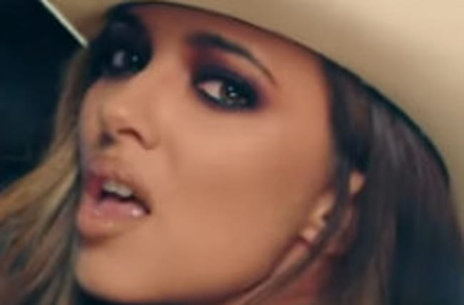 Little Mix unveil raunchy new country-inspired music video