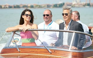George Clooney in trouble over Venice water boat stunt?