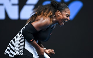 Serena into Australian Open quarters after overcoming Strycova