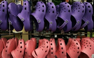 Devon swimmer saved from drowning by his Croc shoe