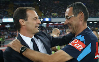 For once, I beat Allegri! - Sarri thrilled to be honoured as Serie A's best coach