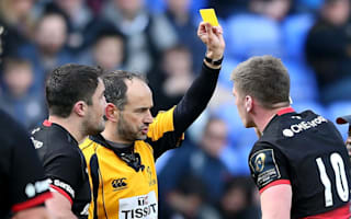 Sarries' Farrell cited for dangerous tackle