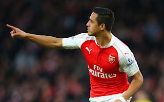 Arsenal star Sanchez fit again as season nears