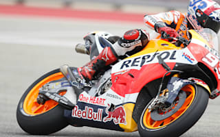 Front tyre was 'completely destroyed' after Austin win, says Marquez
